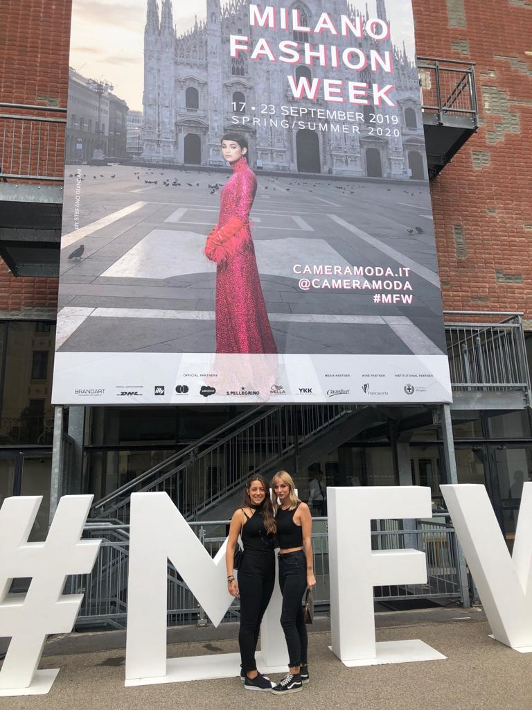 I Marloo alla Milano Fashion Week