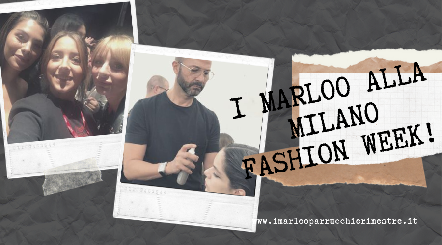 News dalla Milano Fashion Week!