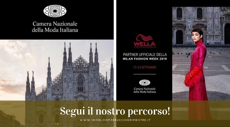I Marloo alla Fashion Week di Milano!